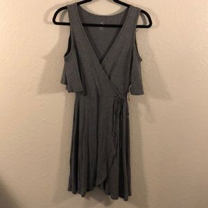 Francesca's Wrap Dress